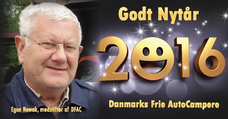 Ønsker alle et godt nytår
