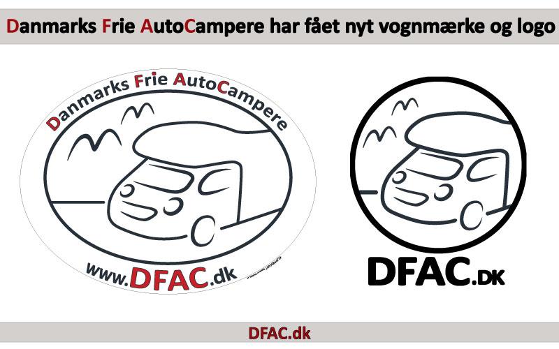 DFAC har nu fået nyt vognmærke og logo