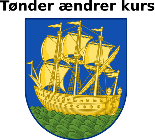 Tønder kommune ændrer kurs
