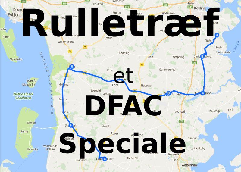 Rulletræf – et DFAC Speciale