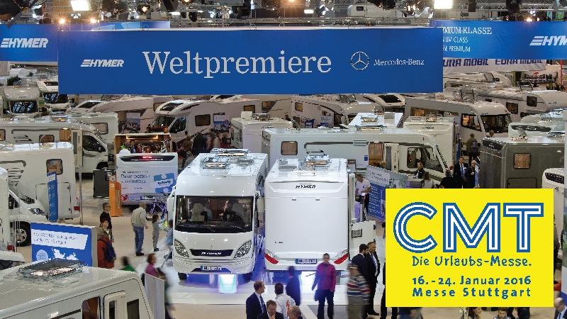 CMT Messe Stuttgart