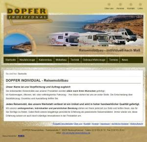 Dopfer Reisemobile