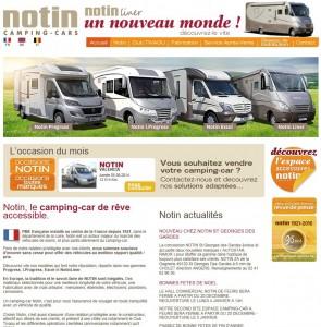 Notin Camping Cars