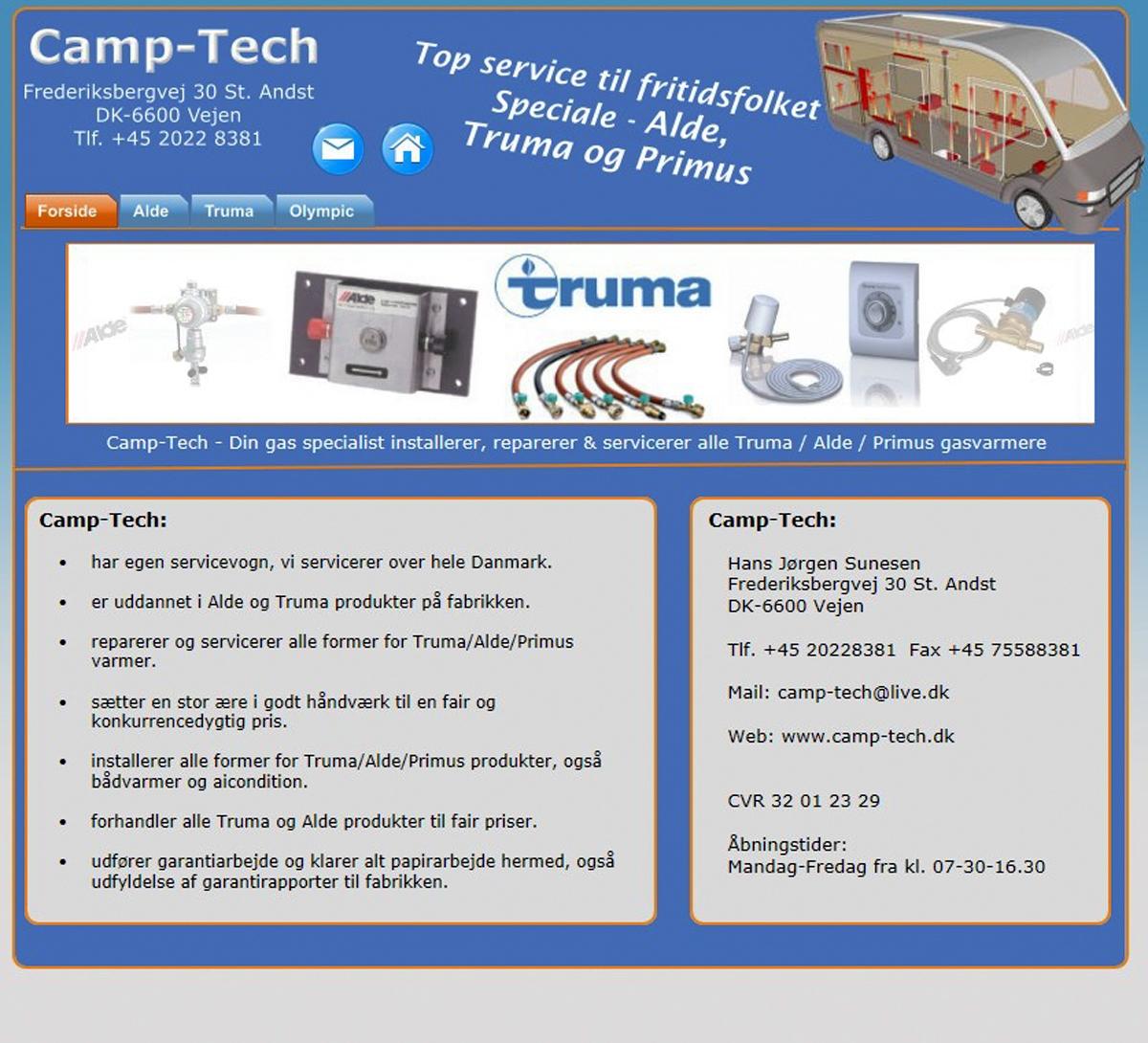 www.camp-tech.dk