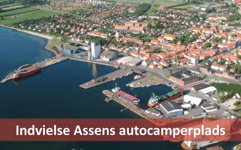 Indvielse Assens ny autocamperplads