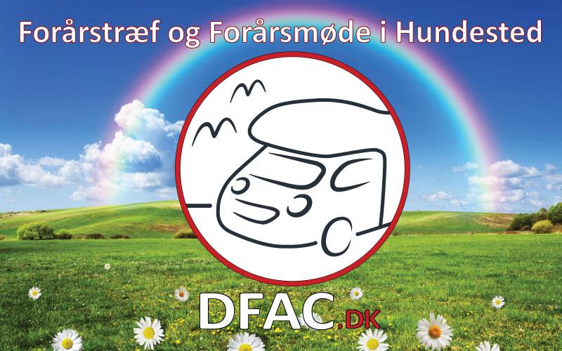 Forårstræf og Forårsmøde i DFAC – lukket for tilmelding