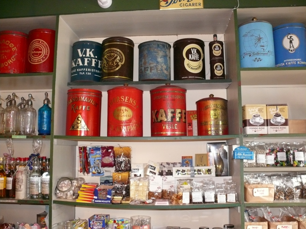 Kaffedåserne