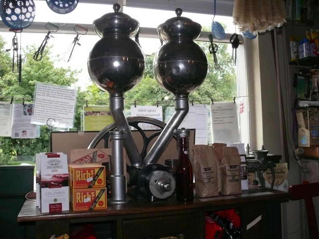 Kaffemøllen