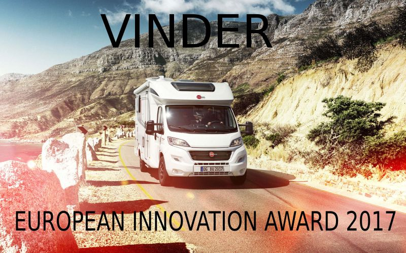 EUROPEAN INNOVATION AWARD 2017