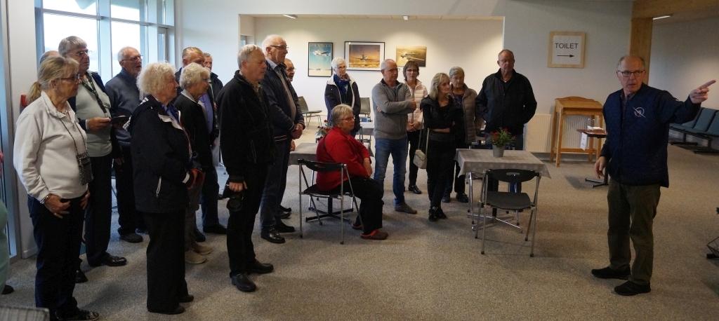 Peder Morre fortæller om museets tilblivelse.