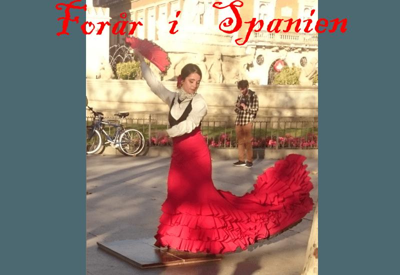 Forår i Spanien 2017