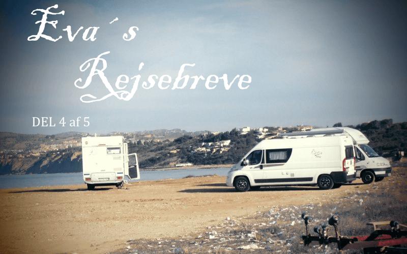 Evas Rejsebreve del 4 af 5