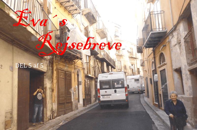 Evas Rejsebreve del 5 af 5