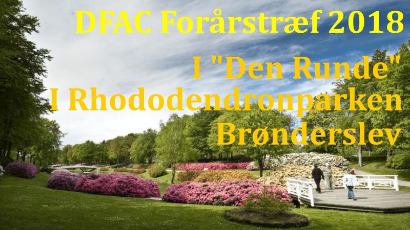 DFAC Forårstræf 2018