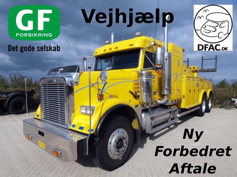 Forbedret vejhjælps aftale