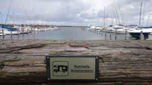 FLID og DFAC mødes om autocamper P-pladser i havnene