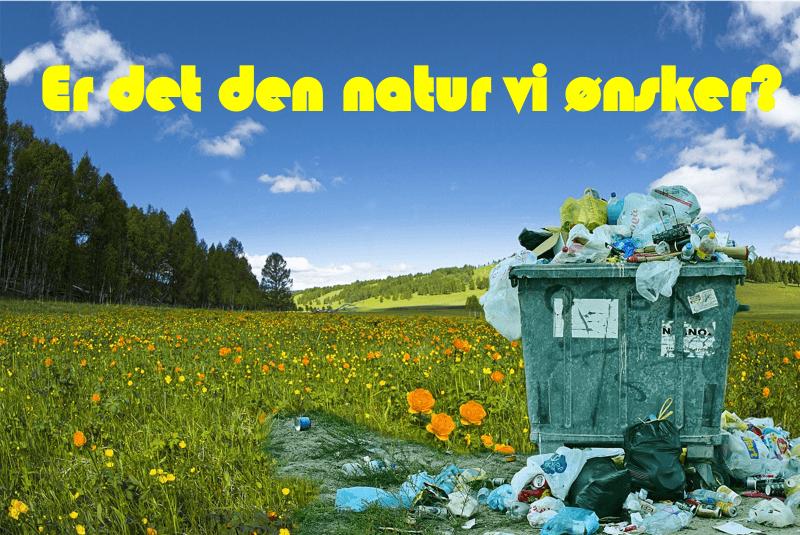 AC samler affald