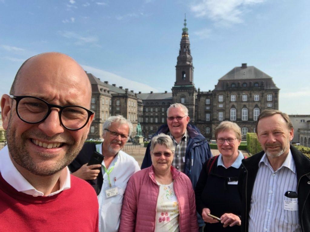 DFAC til møde på Christiansborg med Rasmus Prehn