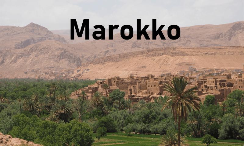 Marokko – en anden verden