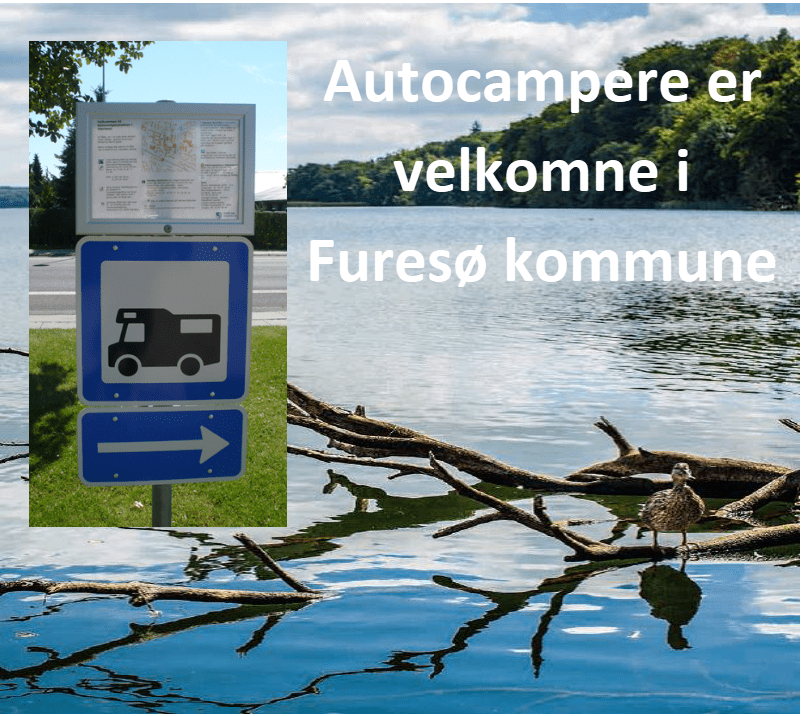 Autocampere er velkomne i Furesø kommune
